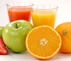 Centrifugato depurativo alla frutta