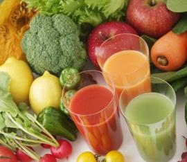 centrifugati di verdura
