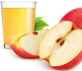 centrifugato antistress alla mela